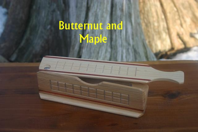 Butternut and Maple